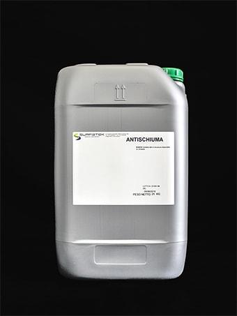 Confezione per agente antischiuma da 25 kg