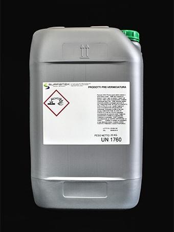 Confezione di protettivo per trattamento superficie pre verniciatura
