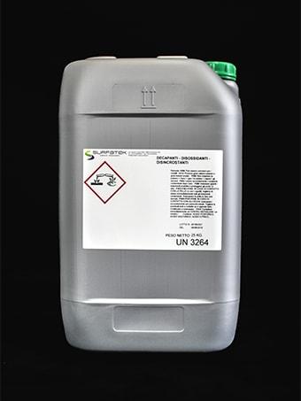 Confezione decapanti, disossidanti e disincrostanti da 25 kg